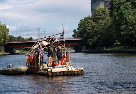 Refugee Women Tour: Ankunft Oberhausen
