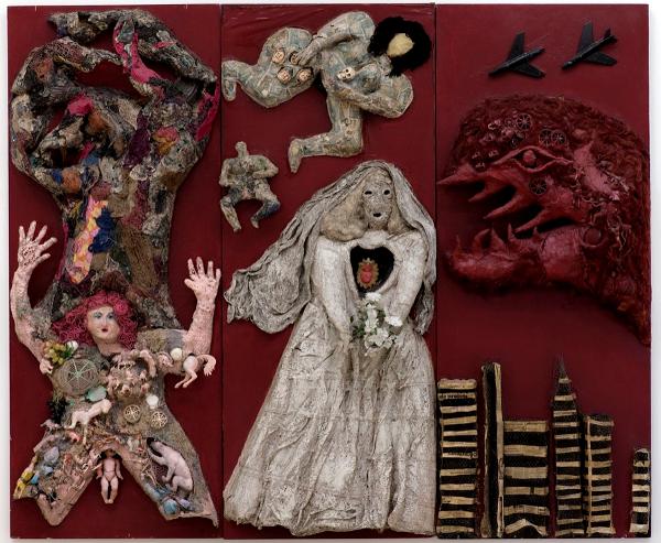 Niki de Saint Phalle: Autel de femmes