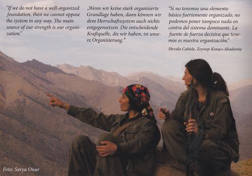 Bild Kurdistan-Broschüre