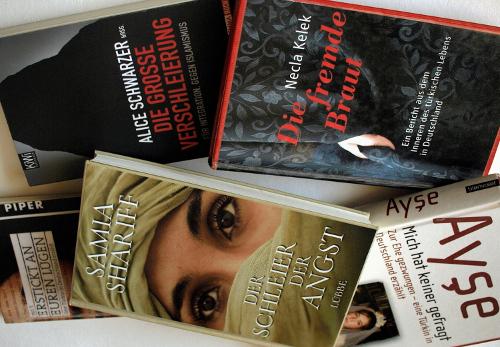 (antimuslimische) Literatur zum Fürchten