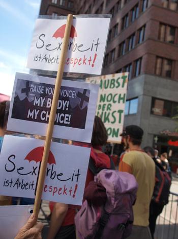 Sexarbeit ist Arbeit
