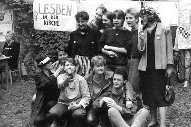 Die Gruppe Lesben in der Kirche 1985