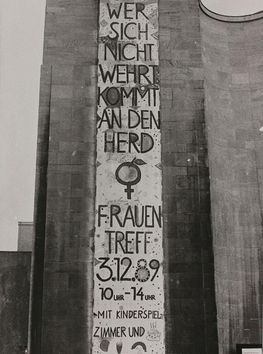 Wer sich nicht wehrt, kommt an den Herd